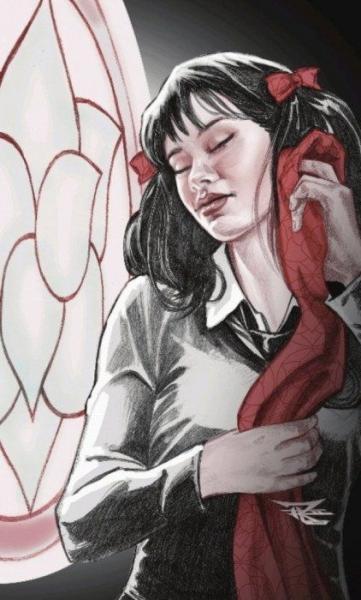 Eros / Psyche (Ablaze) 1 Issue #1