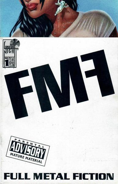 Full Metal Fiction 1 Issue #1
