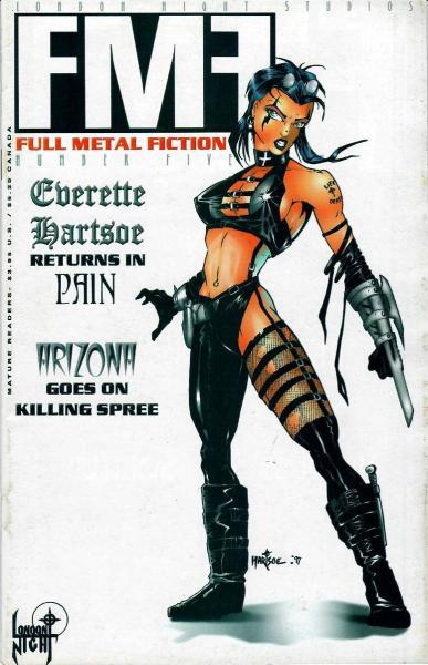Full Metal Fiction 5 Issue #5