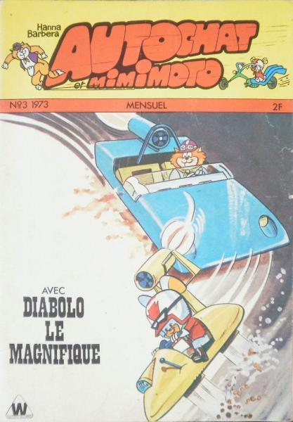 Autochat et Mimimoto 3 Lèche-vitrine