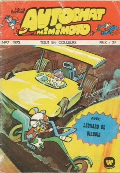 Autochat et Mimimoto 7 Tome 7