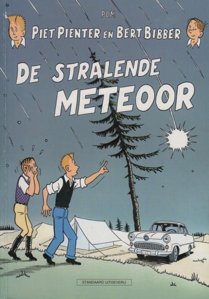 Piet Pienter en Bert Bibber 10 De stralende meteoor