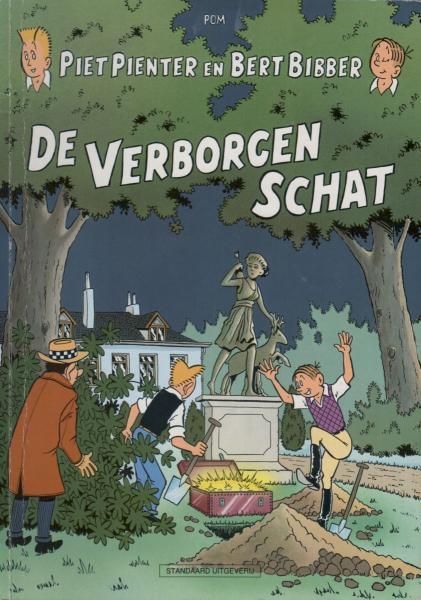 Piet Pienter en Bert Bibber 16 De verborgen schat