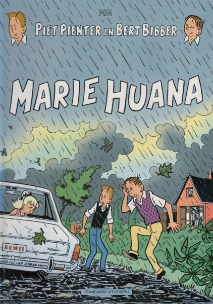 Piet Pienter en Bert Bibber 39 Marie Huana