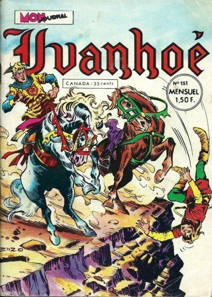 Ivanhoé (Mon Journal) 151 Le clan du Chardon Rouge