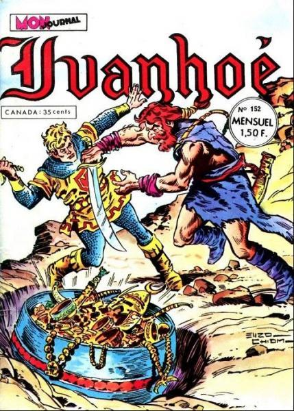 Ivanhoé (Mon Journal) 152 Le trésor de satan