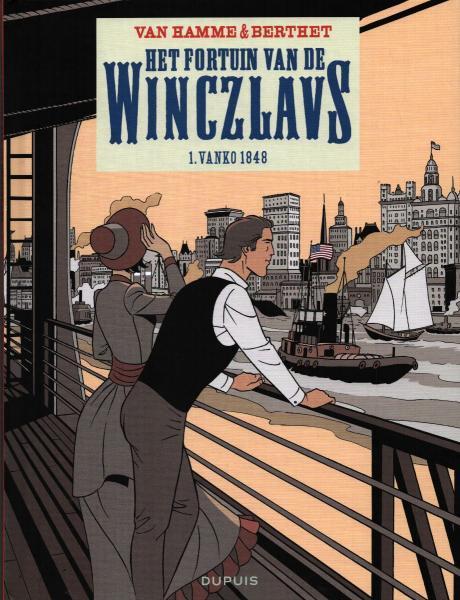 Het fortuin van de Winczlavs 1 Vanko 1848