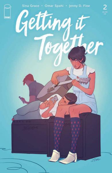Getting It Together 2 Issue #2