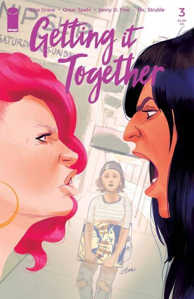 Getting It Together 3 Issue #3