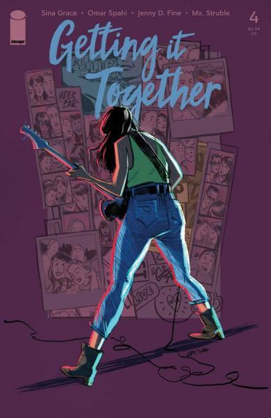 Getting It Together 4 Issue #4