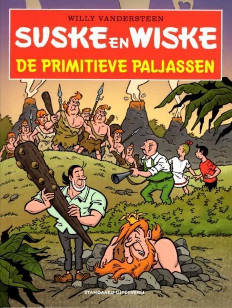 Suske en Wiske in het kort 22 De primitieve paljassen