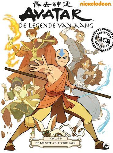 Avatar: De legende van Aang INT 1 De belofte