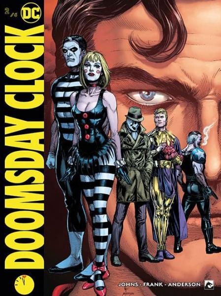 Doomsday Clock (Dark Dragon) 2 Deel 2