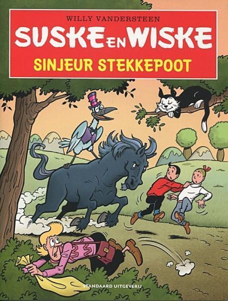 Suske en Wiske in het kort 23 Sinjeur Stekkepoot