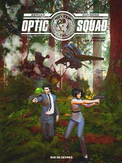 Optic Squad 2 Mission Los Angeles