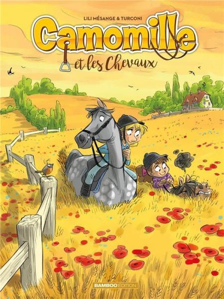 Celestine en de paarden 9 Dans la joie jusqu'au cou