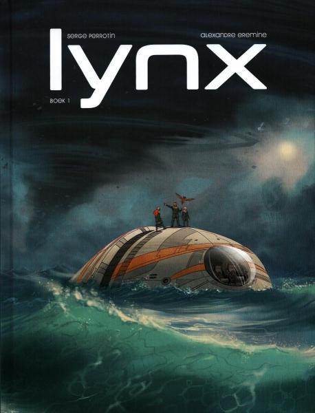 Lynx 1 Boek 1