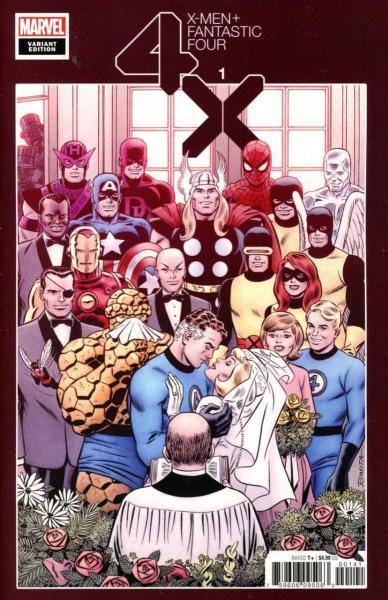 X-Men/Fantastic Four: 4X 1 The Impossible Boy