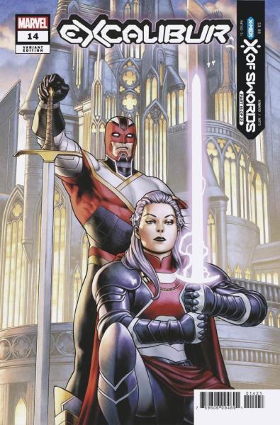 Excalibur (Marvel) C14 X of Swords, Chapter 15