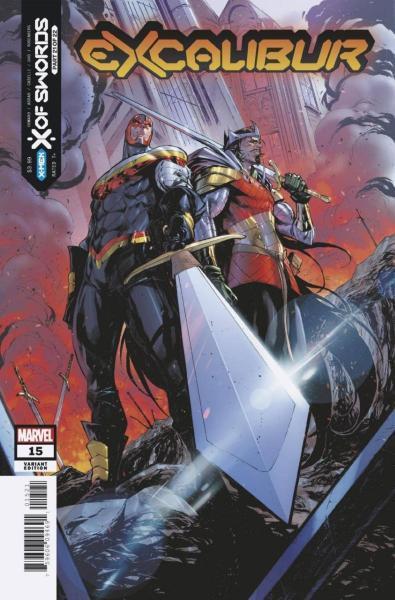 Excalibur (Marvel) C15 X of Swords, Chapter 21