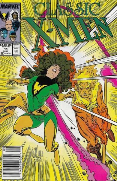 Classic X-Men 13 Phoenix Unleashed