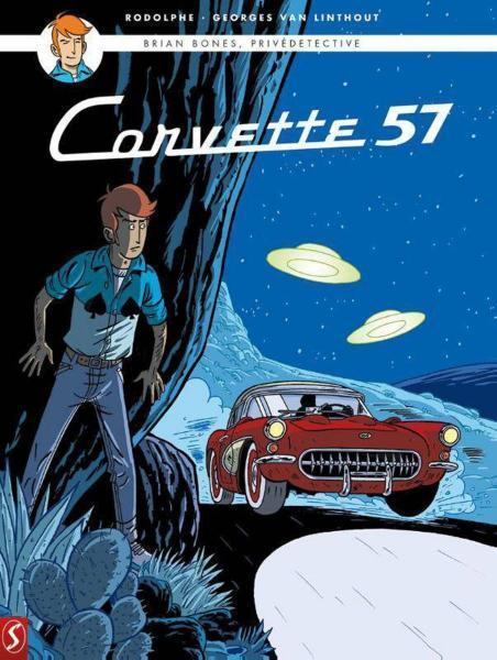 Brian Bones, privédetective 3 Corvette 57