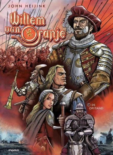 Willem van Oranje 1 De opstand