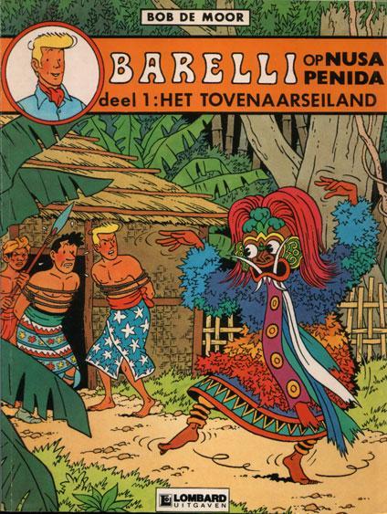 Barelli B3 Barelli op Nusa Penida, Deel 1: Het tovenaarseiland