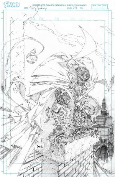 Spawn 315 Issue #315