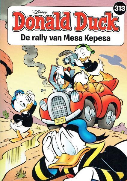 Donald Duck pocket (3e reeks) 313 De rally van Mesa Kepesa