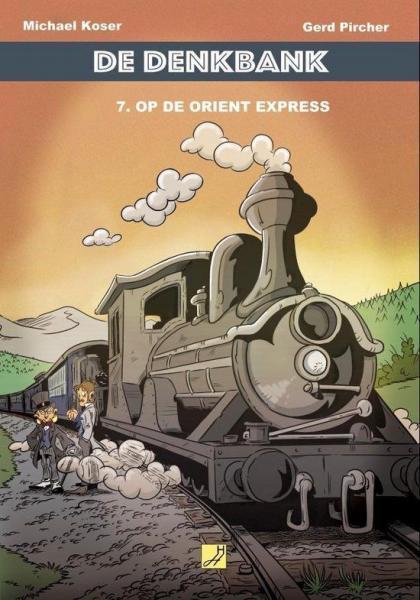 De denkbank 7 Op de Orient Express