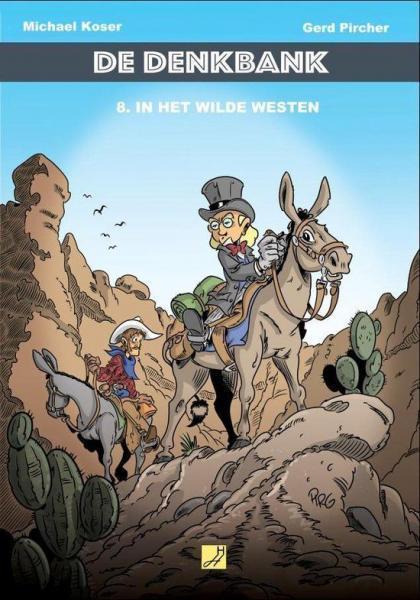De denkbank 8 In het Wilde Westen