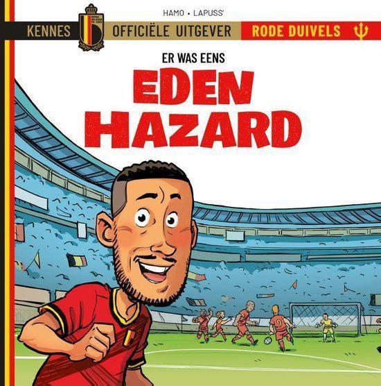 De Rode Duivels - Er was eens 1 Eden Hazard