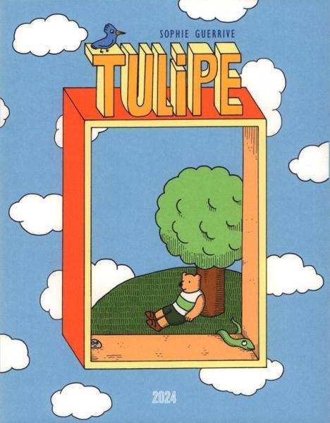 Tulipe 1 Tulipe