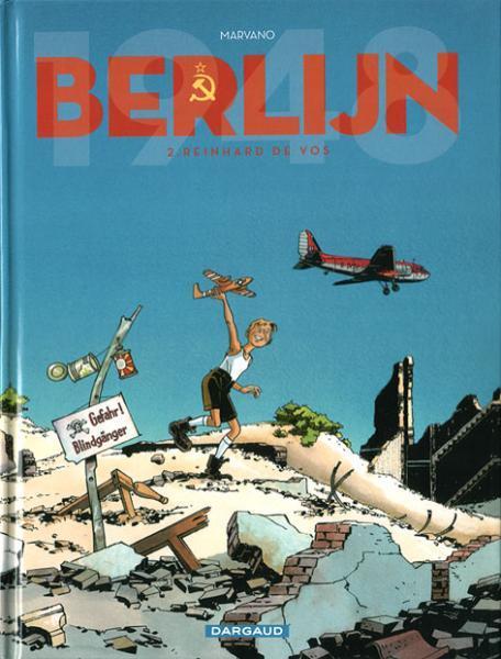 Berlijn (Marvano) 2 Reinhard de vos