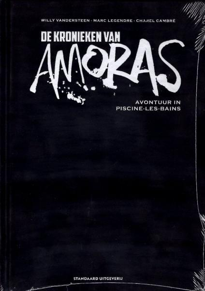 De kronieken van Amoras 8 Avontuur in Piscine-les-Bains