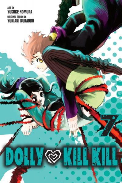 Dolly Kill Kill 7 Volume 7