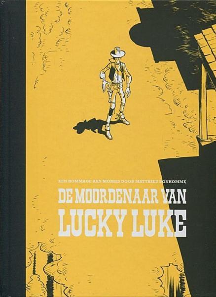Lucky Luke door... 1 De moordenaar van Lucky Luke