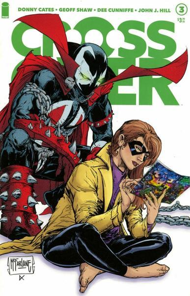 Crossover 3 Issue #3