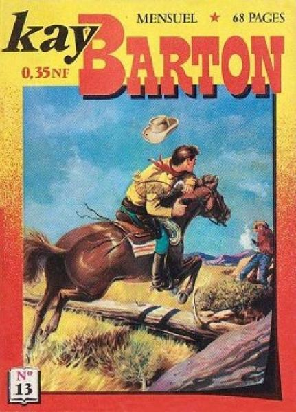 Kay Barton 13 Chasse à l'homme
