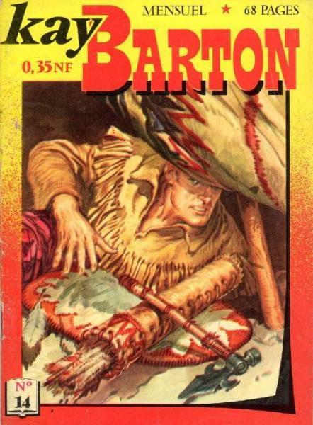 Kay Barton 14 Chasse à l'homme 2