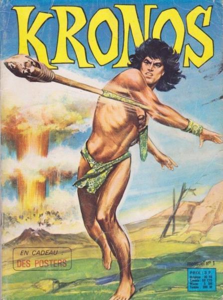 Kronos (Sagédition) 1 La boule d'or
