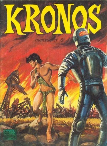 Kronos (Sagédition) 6 Le pouvoir de Rajak