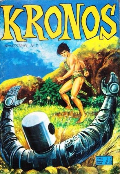 Kronos (Sagédition) 7 Les frères du désert