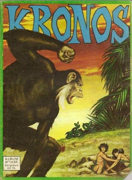 Kronos (Sagédition) INT 1 Album N°1