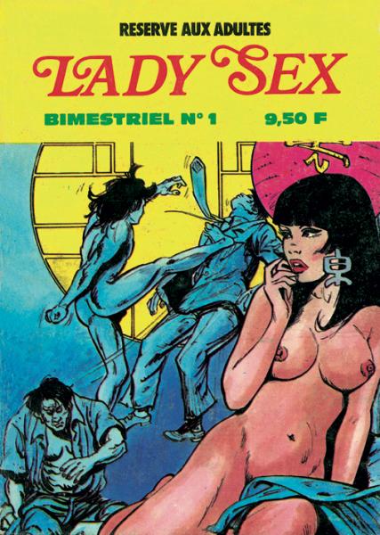 Lady Sex 1 Curtis et miss... Amour