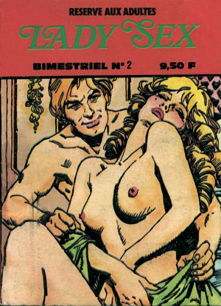 Lady Sex 2a Le modèle