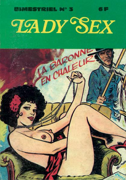 Lady Sex 3 La Baronne en chaleur