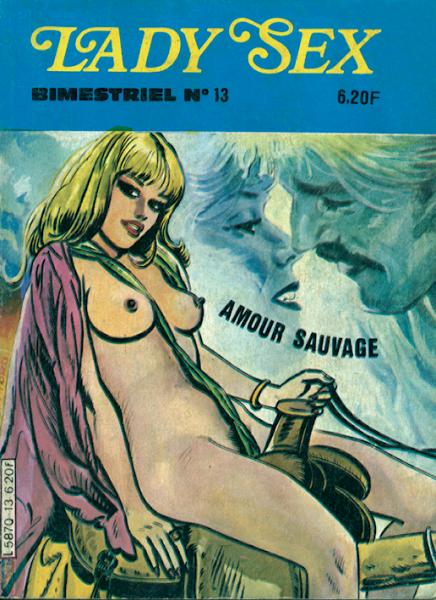 Lady Sex 13 Amour Sauvage