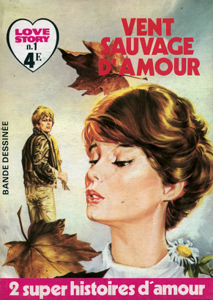 Love Story (Bois de Boulogne) 1 Vent sauvage d'amour